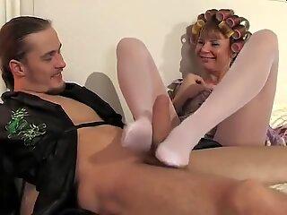 Mature Pantyhose #1