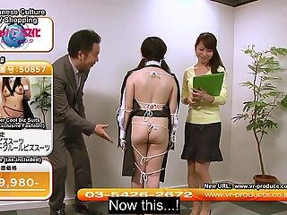 Pelik JAV TV Membeli-belah Channel Sexy Seragam Subtitle